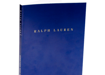 Ralph Lauren Furniture Brochure