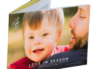 Ronald McDonald House Love In Season Book