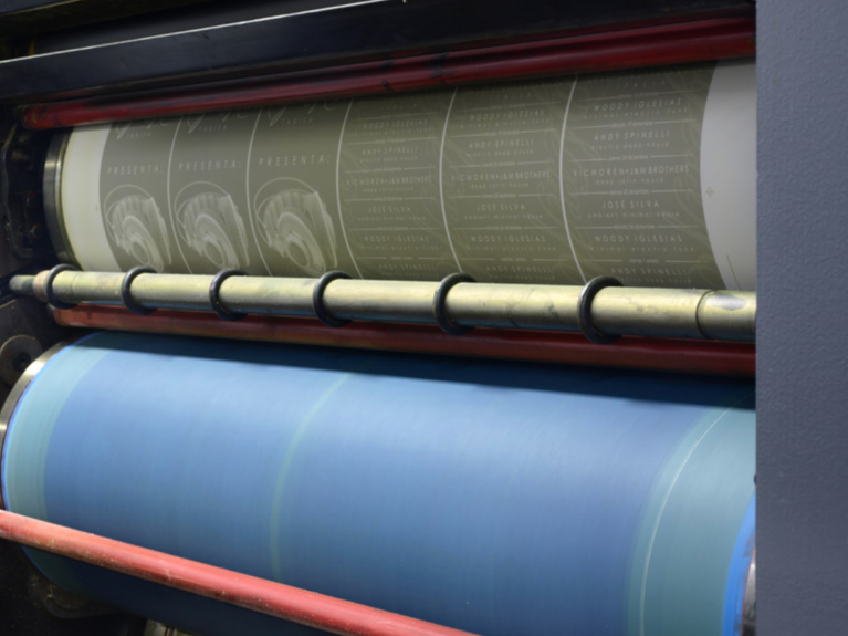 What is Offset Printing?
